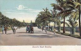 INDIA - BOMBAY, QUEEN'S ROAD - India
