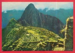 163679 / Machupicchu - 2.400 m. PANORAMA - PERU P�rou