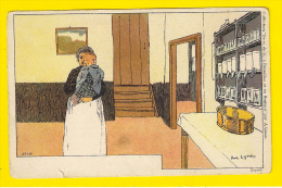 N° 119 Cabaret A Louvain Env 1899! De Ci, De La A BRUXELLES Et En BRABANT ILLUSTRATEUR A LYNEN  ILLUSTRATOR 4483 - Lynen, Amédée-Ernest
