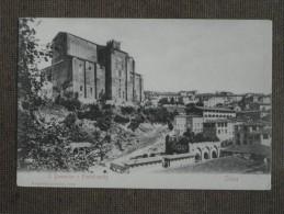 SIENA -SAN DOMENICO E FONTEBRANDA -FP-  - BELLA - Siena