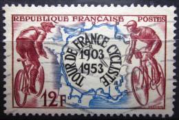 FRANCE              N° 955          OBLITERE - Gebruikt