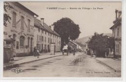 CPA 88 -  VAGNEY (Vosges) - Entrée Du Village - La Poste - Frankreich