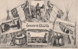 11a - 41 - Blois - Loir-et-Cher - Souvenir De Blois - LL - Blois