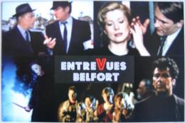 Belfort Festival Cinema Entrevues 2012 Catherine Deneuve Gérard Depardieu Eddy Mitchell - Belfort - Città