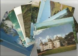 LOT DE 45 CARTES POSTALES , 2 éme CHOIX DIT DROUILLE , FRAIS DE PORT : Voir Mes Conditions - Postcards