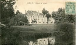 CPA 53  ALEXAIN CHATEAU DE LA MARIE - France
