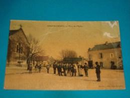 """56) Grand-champ - Place De L´eglise  ´ Le Débit De Boissons """"  - Année  - EDIT - Moriot - Autres Communes"""