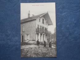 Hadol (Vosges)  Le Chalet - Animée - écrite - L188 - France