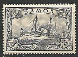SAMOA   N�  53  NEUF* TTB /  TRACE DE CHARNIERE
