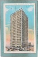 SECOND  NATIONAL  BANK  -  HOUSTON  -  TEXAS  - - Houston