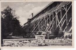 SCHOENEBECK-SCHÖNEBECK-SALZELMEN-ELBE (Allemagne) Gradierwerk-Pont En Construction 1943- VOIR 2 SCANS - - Schoenebeck (Elbe)