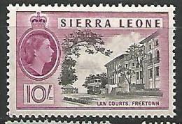 SIERRA LEONE   N� 192 NEUF** LUXE / SANS CHARNIERE