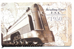 READING LINES USA 1950 TELEFONICA TELECOM 1105 NUOVA - Italia