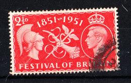 Gran Bretagna   -   1951.  National Festival . - Usati