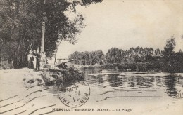 51 MARCILLY SUR SEINE La Plage - France