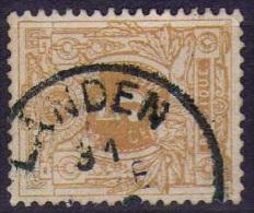 28 Landen - 1869-1888 Lion Couché