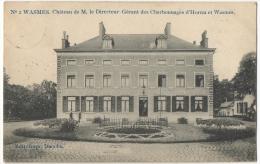 Wasmes. Ch�teau du Directeur-G�rant des Charbonnages d'Hornu et Wasmes. Phototypie Marcovici.