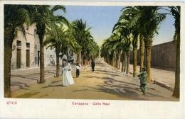 CARTAGENA   Calle Real ( 1ª Tirada  ) -169 - Murcia