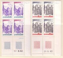 SERVICE - N°71-72  COIN DATE - COTE 13.€ - Esquina Con Fecha