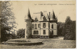 CAMP De COETQUIDAN - Château Du Bois-du-Loup - Guer Coetquidan