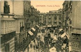 CARTAGENA   Puertas De Murcia ( Parada Militar )  -147 - Murcia