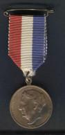 Medaille Medal Herinnering Aan Het 50 - Jarig Regeerings Jubileum - 1898-1948 - Royal/Of Nobility
