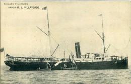 CARTAGENA   Vapor M.L. Villaverde -139 - Murcia