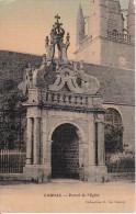 CPA Carnac - Portail De L'Église (12401) - Carnac