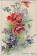 1900 CIRCA COQUELICOTS & BLUETS - Segnalibri