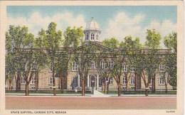 Nevada Carson City State Capitol 1941
