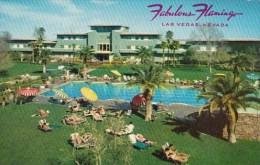 Nevada Las Vegas The Fabulous Flamingo Hotel With Pool