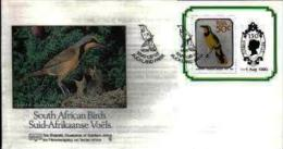 RSA, 1990, Mint First Day Cover Nr. 5-10ms, Birds, SACCnr(s)  (FED 5) - FDC