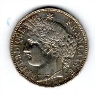 5F 1871 K Très Bel Exemplaire - France