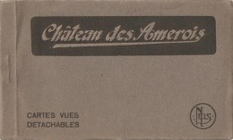 Mapje Met 7 Postkaarten Château Des Amerois (niet Compleet !!) - Bouillon