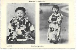JAPON  I - Missions Salésiennes - Sourire Et Gravité... - Non Classés