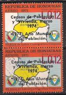 Honduras 1974 . Used - Honduras