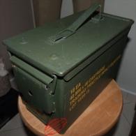 Caisse étanche Vide Munitions, 40 Mm X 46 Cartridge Training Practice Impact Signatu, Pour Collection, Caisse Utilitaire - Equipement