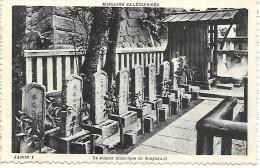 JAPON  I - Missions Salésiennes - Le Temple Historique De Sengaku Ji - Non Classés