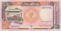 SOUDAN / SUDAN   BANKNOTE    VF++   Ref  646 - Soudan