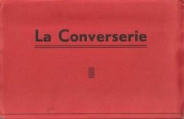 Mapje Met 7 Postkaarten La Converserie Champlon Ardennes - Belgium