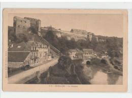 Bouillon - Le Chateau  - Edition D'Art E.Isabel, Sedan - Circulé 1928 - Bouillon