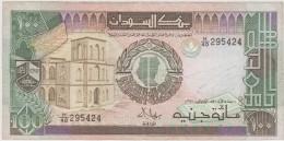 SUDAN / SOUDAN   BANKNOTE    F  Ref  649 - Soudan