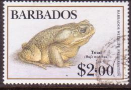 BARBADOS 1989 SG #887 $2 VF Used Wildlife - Barbados (1966-...)