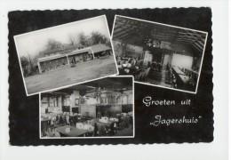 Hever - Boortmeerbeek - Groeten Uit Jagershuis - Cafe Dancing Bij TONY Geys - Hever (Mechelen) - Gelopen - Boortmeerbeek