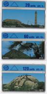 ARUBA LOT 3 TELECARTES - Aruba