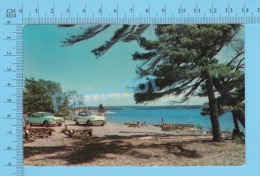 Parry Sound Canada ( Old Car  At  Killbear Provincial Park, Cover 1963  )  Recto/Verso - Non Classés