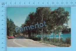 Muskoka Lakes Ontario (  Old CarThe Highway , Cover Parry Sound 1956 )recto/Verso - Non Classés