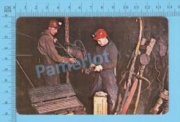 Sudbury Ontario (  Diamond Drillers Probe Solid Rock.. , Cover Sudbury  1961 )recto/Verso - Non Classés
