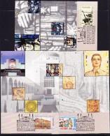 Australia 1991 Those Who Served Set 3  Maxi Cards - Maximum Cards