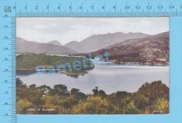 Ireland ( Killarney Lake ) Vintage Postcard By Valentine No 34261  )recto/Verso - Kerry